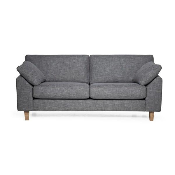 Szara sofa 2-osobowa Softnord Garda
