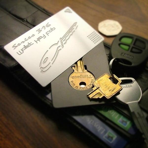 Schránka na klíč Peně, do peněženky