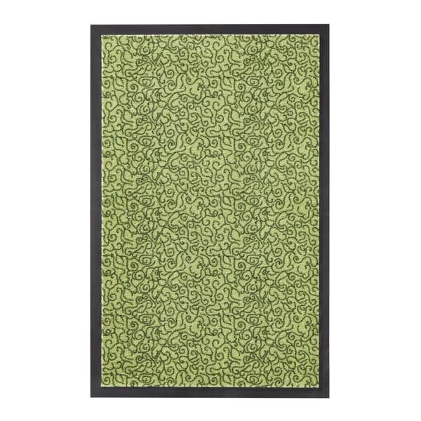 Zelená rohožka Zala Living Smart, 180x58cm