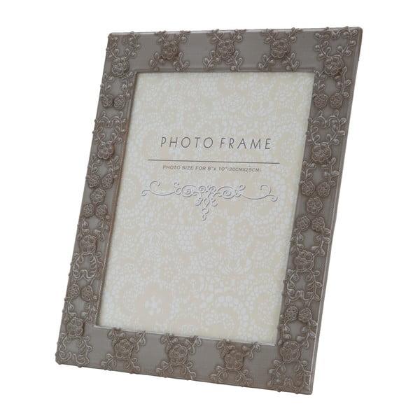 Fotorámeček Mauro Ferretti Iron Pattern,vhodné na fotografii 20x25cm