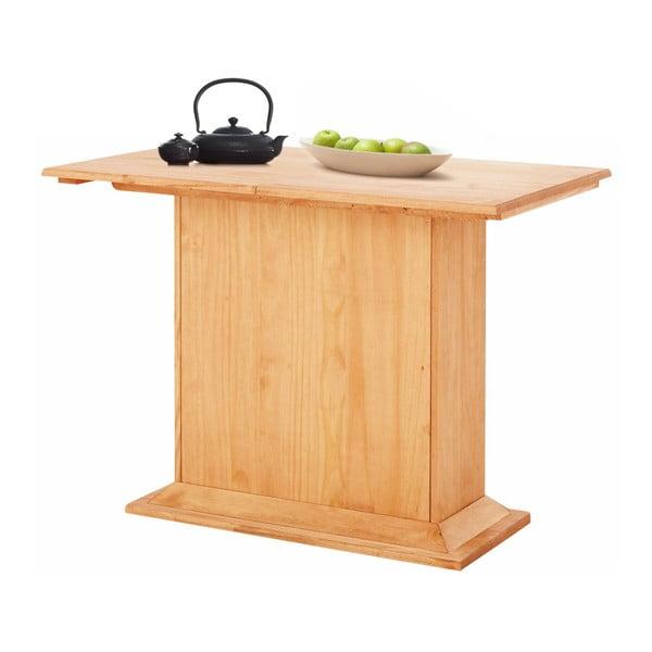 Jídelní rozkládací stůl z borovicového dřeva Støraa Silas