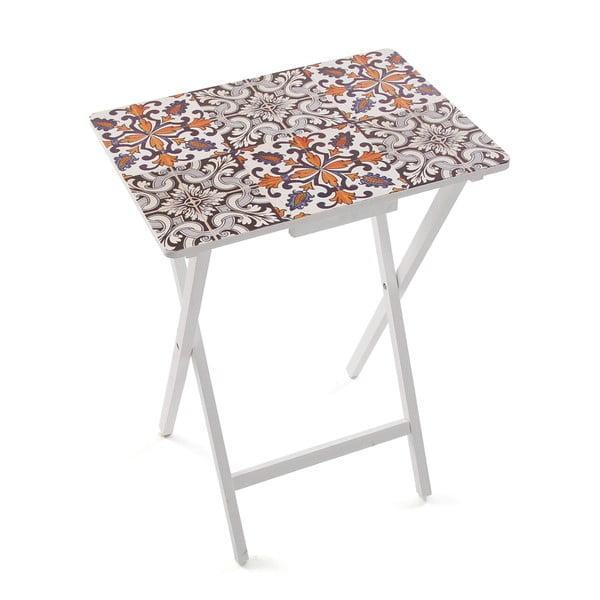 Rozkládací stolek Ornamental
