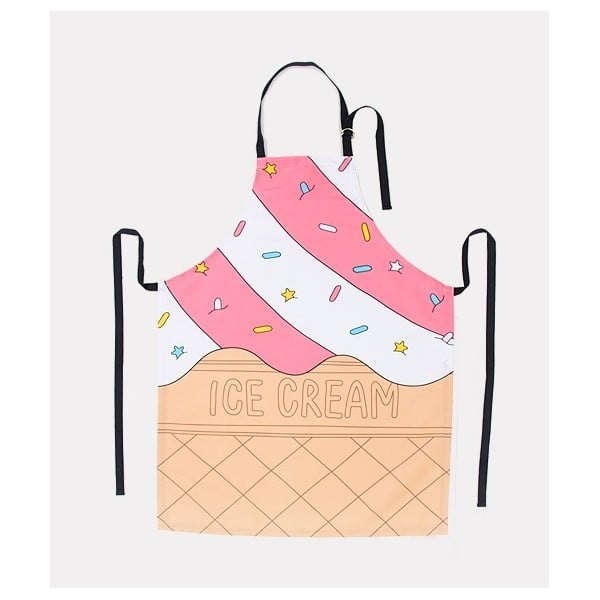 Kuchyňská zástěra Ice Cream