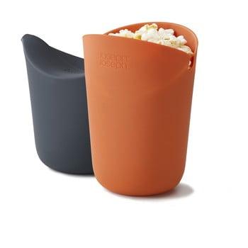 Set 2 recipiente pentru popcorn pentru cuptorul cu microunde Joseph Joseph M-Cuisine de la Joseph Joseph