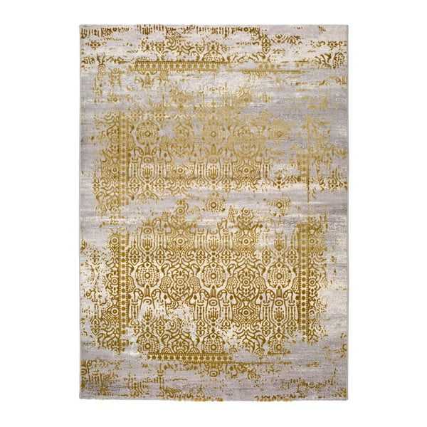 Covor Universal Arabela Gold, 160 x 230 cm, gri - auriu