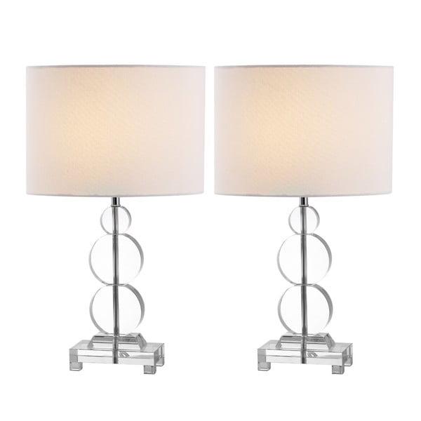 Sada 2 stolních lamp Safavieh Rutland