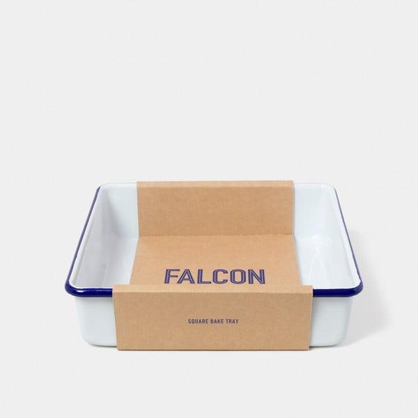 Bílá smaltovaná zapékací mísa Falcon Enamelware