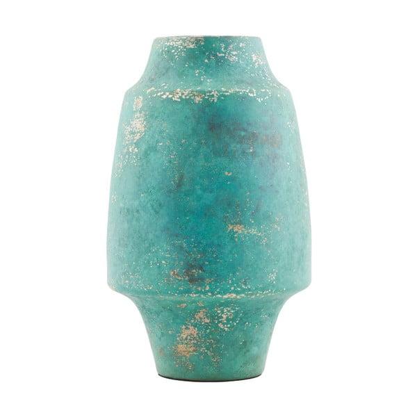 Keramická váza Blues, výška 24 cm