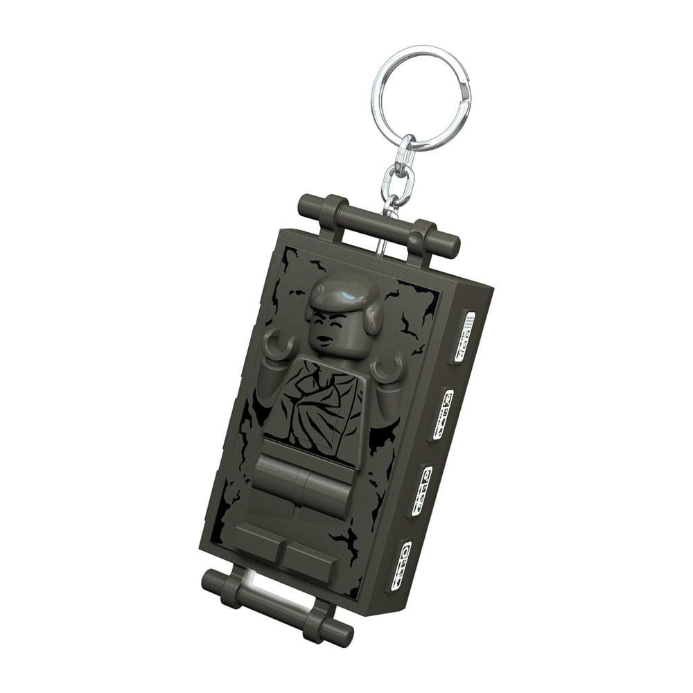 Svítící klíčenka LEGO® Star Wars Han Solo Carbonite LEGO®