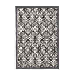 Covor Hanse Home Gloria Tile, 120x170cm, gri alb