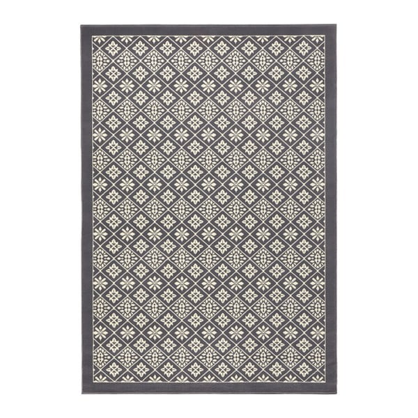 Dywan Hanse Home Gloria Tile Grey, 120x170 cm