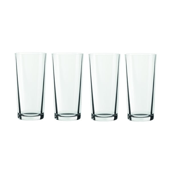 Sada 4 sklenic Longdrinks