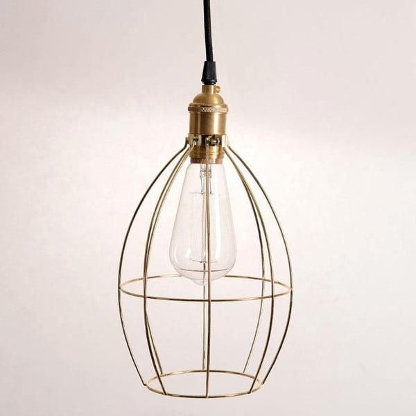 Minimalistické stropní světlo In Gold