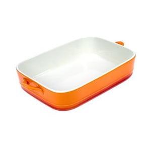 Mísa na zapékání1,5 l, oranžová