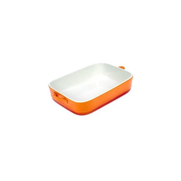 Mísa na zapékání 0,85 l, oranžová