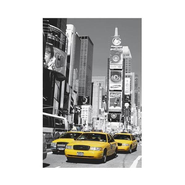 Fototapeta na dveře NYC Times Square, 86 x 200 cm