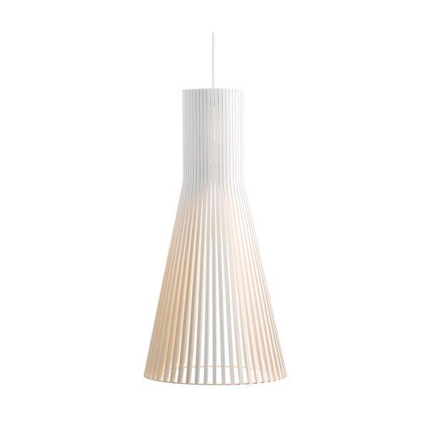 Závěsné svítidlo Secto 4200 White, 60 cm