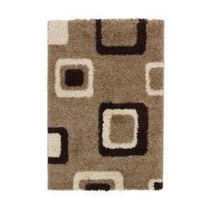 Béžový koberec Think Rugs Majesty, 160x220cm