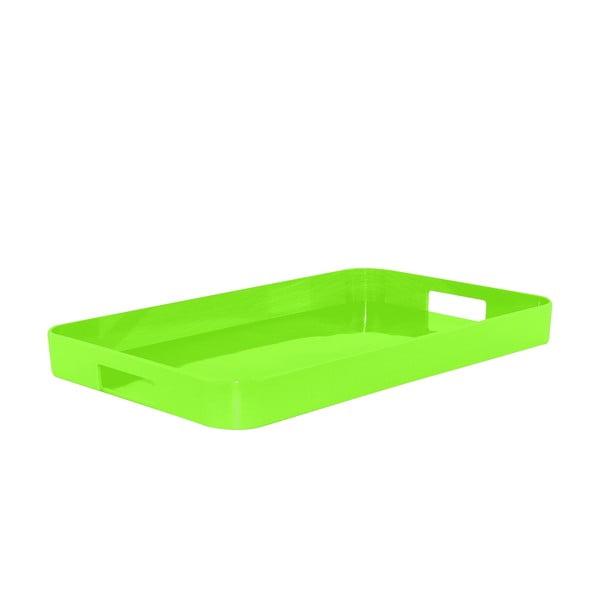 Podnos Gallery, zelený