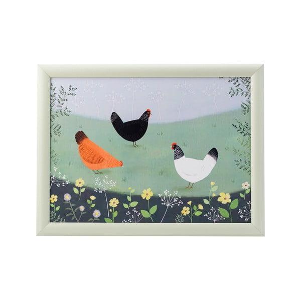 Podnos David Mason Spring Chicken