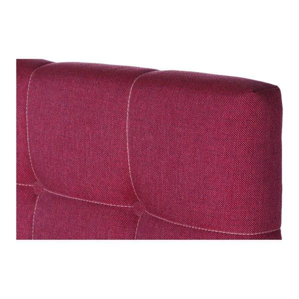 Růžové čelo postele Stella Cadente Planet, 90x118 cm
