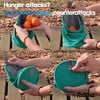Svačinová kapsa Snack'n'Go tube, oranžová