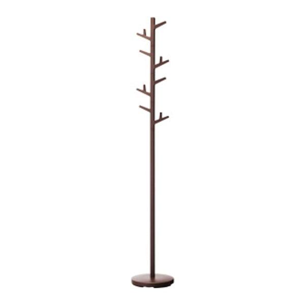 Hnedý vešiak YAMAZAKI Branch Pole Hanger