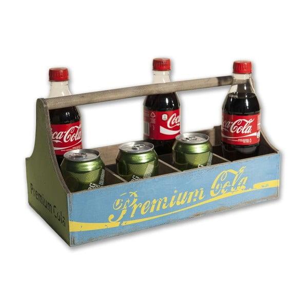 Dřevěná přenoska Novita Cola