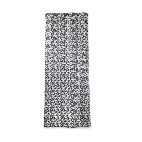 Závěs Gira Noir, 135x270 cm