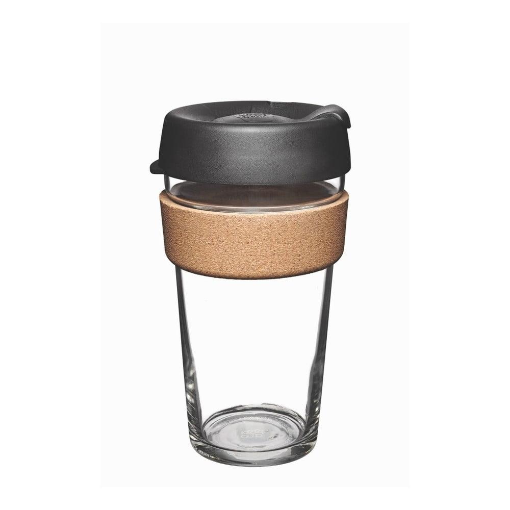 Produktové foto Cestovní hrnek s víčkem KeepCup Brew Cork Edition Espresso, 454 ml