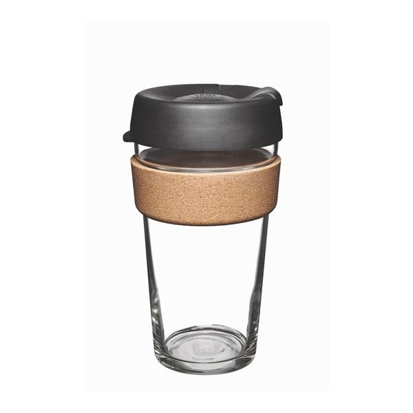 Brew Cork Edition Espresso utazóbögre fedéllel, 454 ml - KeepCup