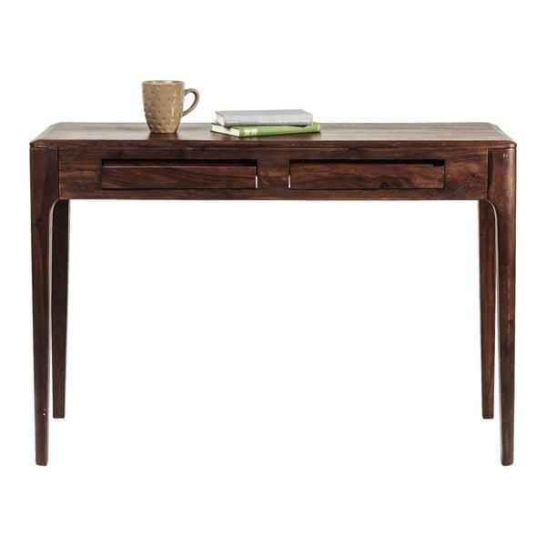 Pracovní stůl ze dřeva sheesham Kare Design Brooklyn