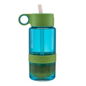 KidZinger, dětská lahev na vodu a ovoce