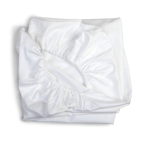 Dziecięce bawełniane prześcieradło elastyczne, 120x60 cm