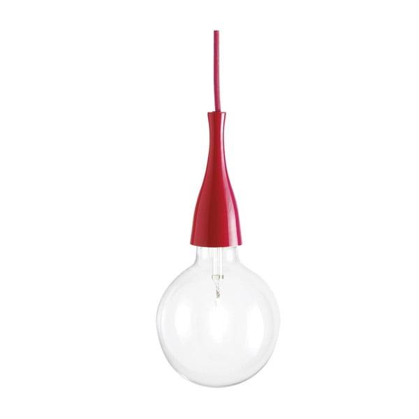 Červené stropní svítidlo Evergreen Lights Crido City