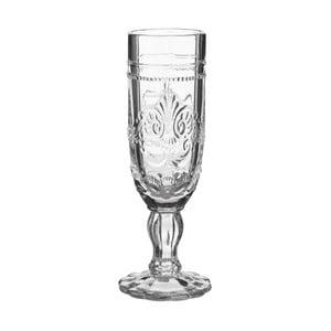 Sklenička na šampaňské Unimasa Damasco, 125 ml