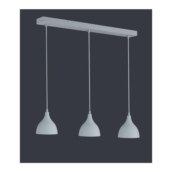 Stropní světlo Izmir Trio Grey