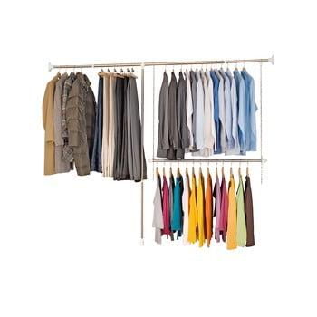 Set 3 suporturi pentru haine Wenko Garment imagine