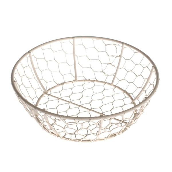Koszyk metalowy Dakls Easter, ⌀ 18 cm