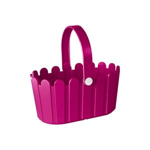 Květináč Landhaus Basket Pink