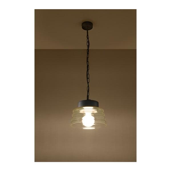Stropní světlo Nice Lamps Avila Amber