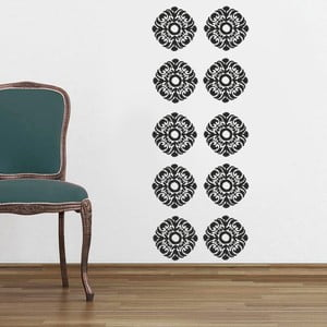 Samolepka na stěnu Baroko, 60x90 cm