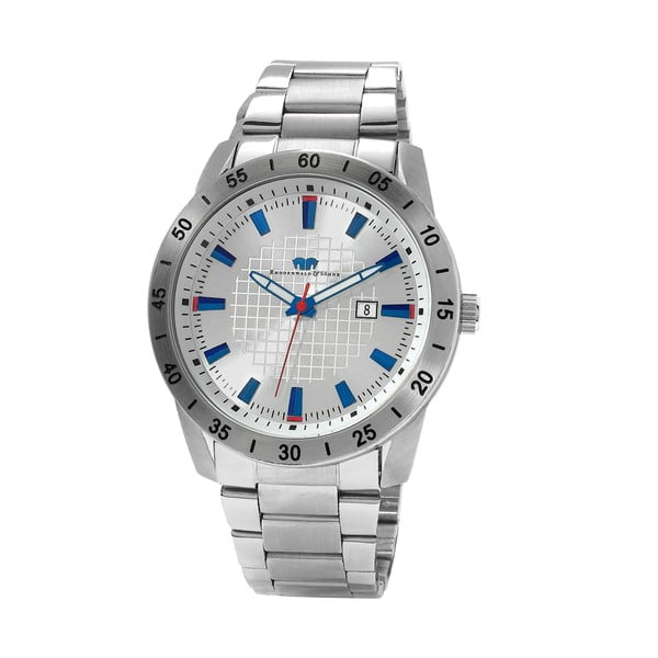 Pánské hodinky Rhodenwald&Söhne Gableman Silver Blue