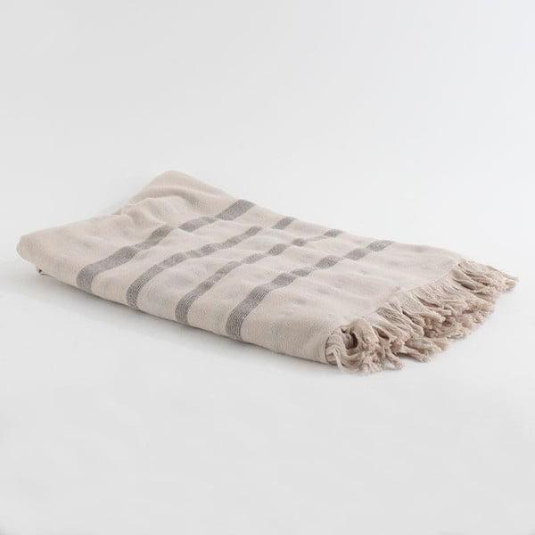 Osuška Beige Sand, 75x160 cm
