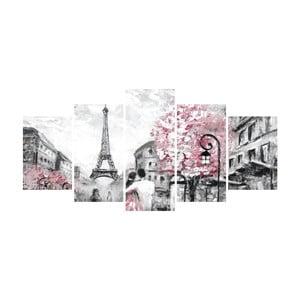 Vícedílný obraz La Maison Des Couleurs PinkParis