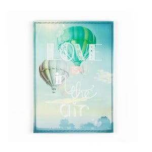 Tablou Graham & Brown Love In The Air, 50 x 70 cm