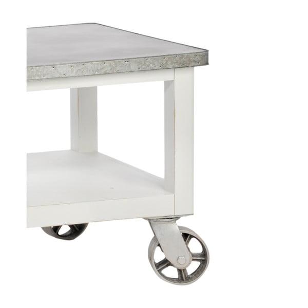 Konferenční stolek na kolečkách Coffee