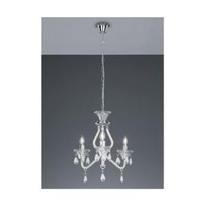 Stropní lustr Serie 1008, bílý