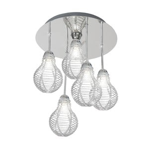 Závěsné světlo Bulb