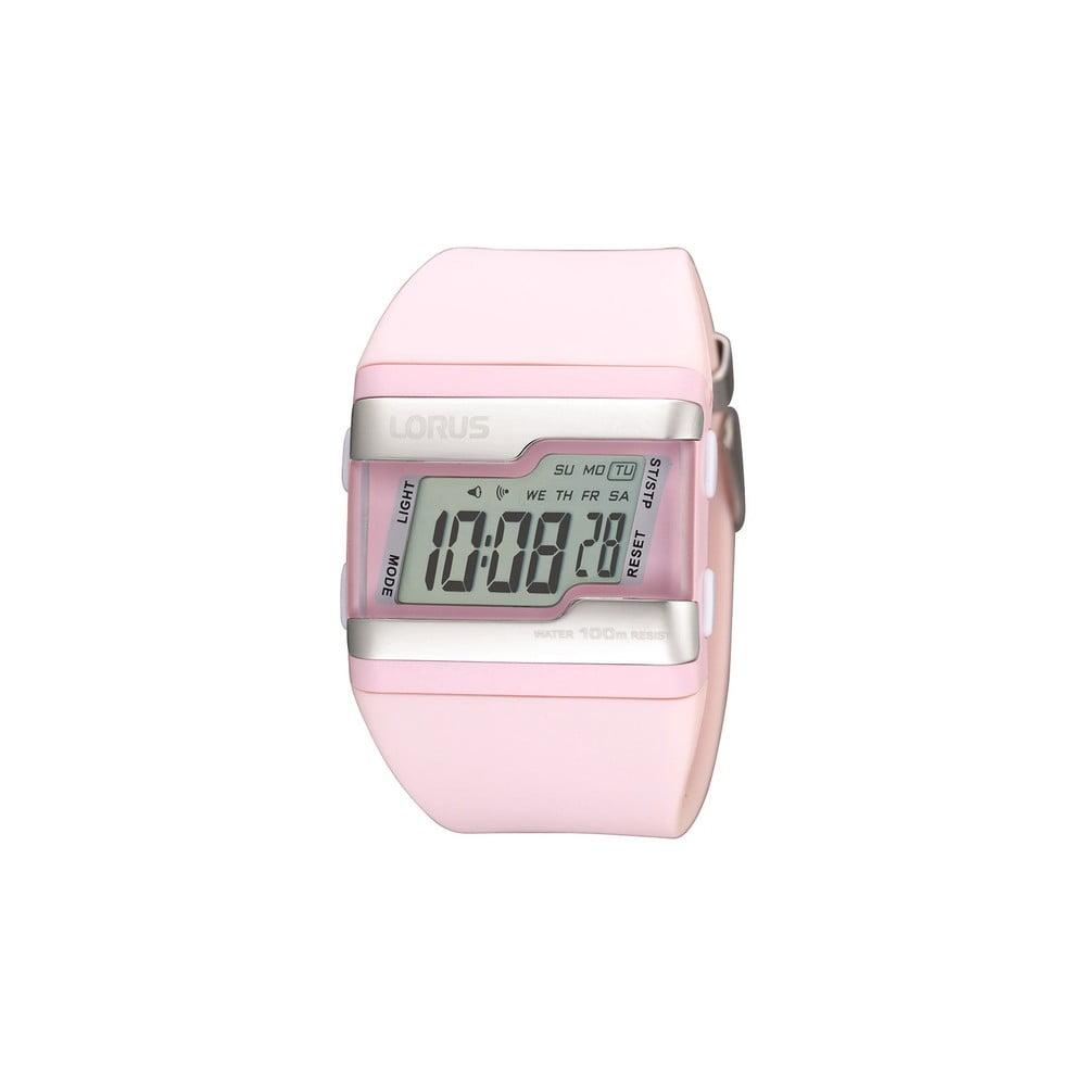 Dámské hodinky Lorus Pink  fa3bdbedd7a